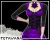[T] ZOEY Gown Purple
