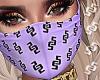 Fashion Mask ϛ5 Lilac