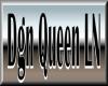 Queen Armband left