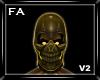 (FA)NinjaHoodV2 Gold3