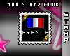 [V4NY] Stamp France