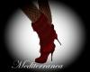 Noel Red Boots