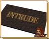 Intrude Door Mat