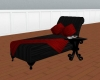 Goth Chaise W/Cherry ani