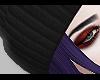ヨネ. Purple Beanie