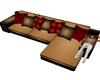 Beige Relax sofa