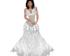 SWAN HALLOW GOWN