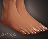 Male perfect feet