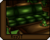 !R; Steampunk Couch Set