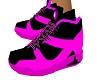-x- pink equal kick