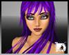 [Dav]Long purple hair