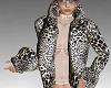!   Layer Jacket Leopard