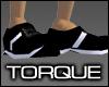 Torque Trackstar-Blk/Wht