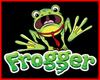 Je 3d Frogger Sign