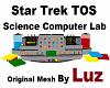 Star Trek TOS Sci Lab