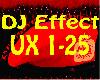 Effect UX 1-25♫