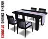 [ACS] DINING TABLE