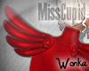 W°  Miss Cupid Wings