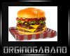 *GG* Burger w/Cheese