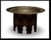 **Moroccan End Table**