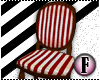 F! - Christmas Chair