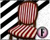 F! - Christmas Chair