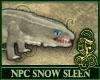 NPC Snow Sleen