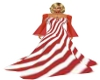 Candy Cane Gown