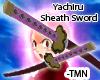 Yachiru Seal SheathSword