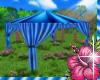 Zana Blue Tent