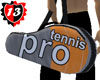 #13 Tennis Bag - ORANGE