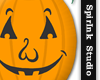 Pumpkin Patch - :^B Grin
