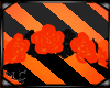 Orange Rose Headdress
