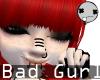 [BG] Red Sheila Hair