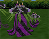Purple Wedding Flowers L