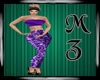 MZ/ Purple Outfit