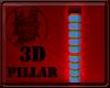 ~R 3D Derivable Pillar