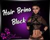 Hair Brina Black