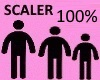 100% SCALER