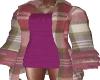 Jamie Plaid Winter Coat