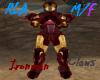[RLA]Ironman Claws M/F
