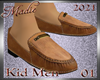 !b Kid-Men Loafers 01