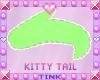 Gato Tail | Green