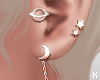 K|SpaceEarringSet