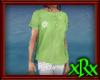 Top Green Daisy