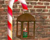 Candy Cane Lantern