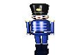 NUTCRACKER -BLUE=