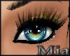 [mm] Glitter makeup Gold