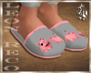 {L} Little pig Slippers