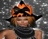 Halloween Witch Gown Hat